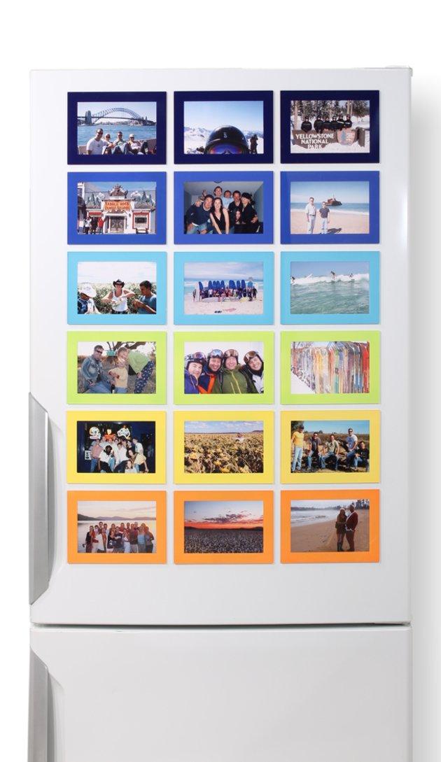 Magnetic Photo Frames for Fridges & Walls - Fridgi Australia