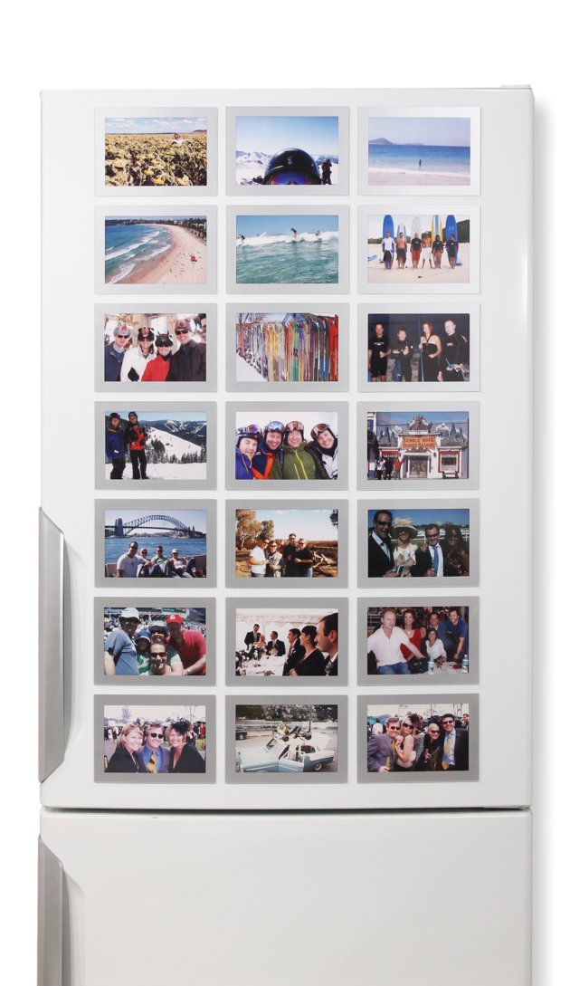 The best magnetic photo frames are not at kmart
