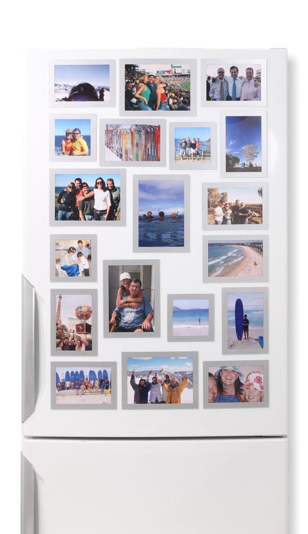 Fridgi Magnetic Frames - Magnetic Photo Frames
